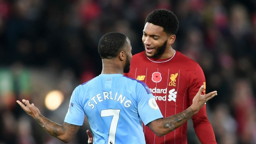 Klopp happy with England's handling of Gomez-Sterling bust up