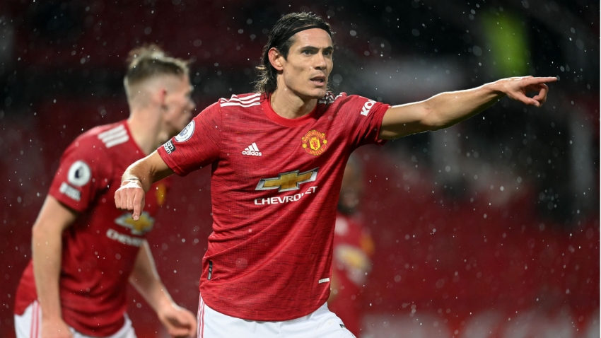 Cavani handed first start as Greenwood returns to Man Utd squad