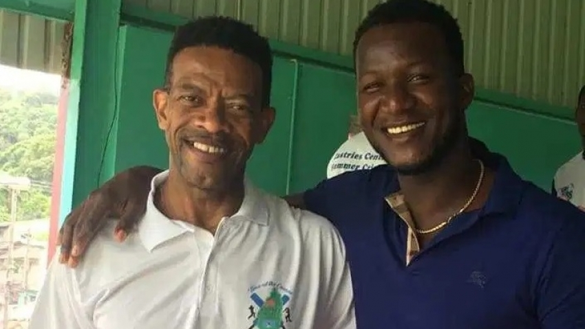 Ousted president Julian Charles was choking St Lucia cricket - Darren Sammy