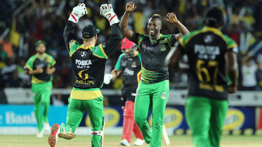 Let's truly show our support to Jamaica Tallawahs
