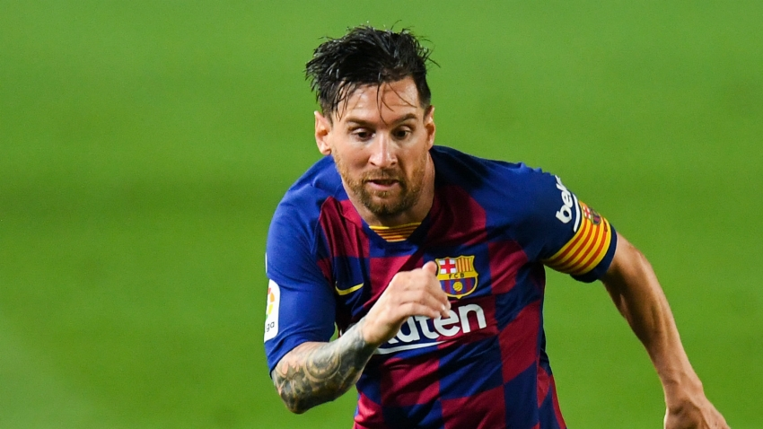 Messi will retire at Barcelona in three or four years - Bartomeu