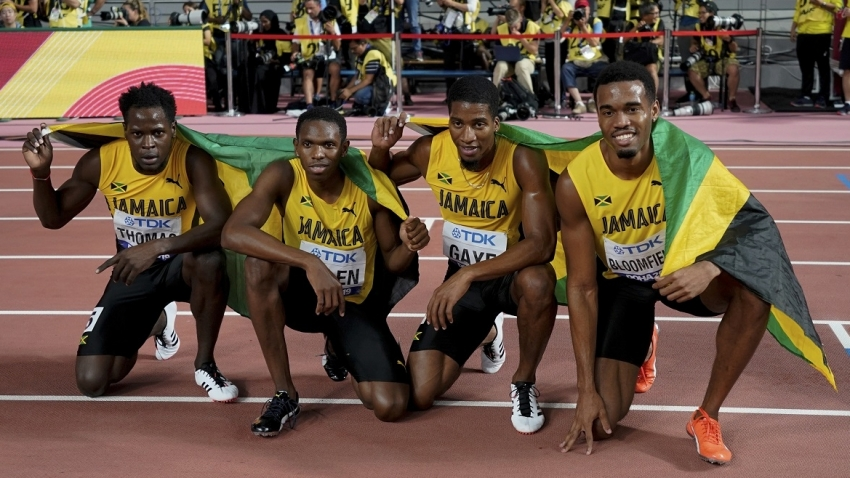 Jamaica claim silver, bronze in 4x400m relays, disappointment for defending champs T&T