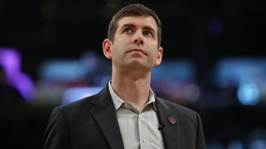 Celtics coach Stevens backing Boston to defy odds and reach NBA Finals