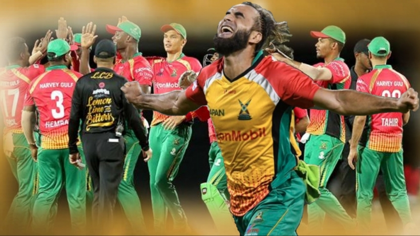CPL Draft: Imran Tahir stays to lead strong Jaguars bowling