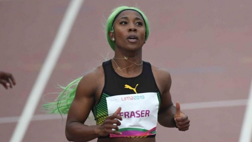 After weekend sprint double, Fraser-Pryce optimistic about 2021