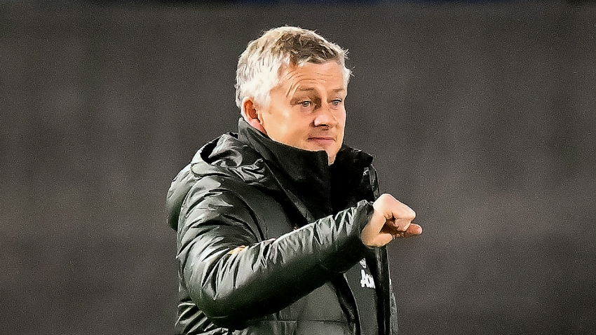 Solskjaer wants to see 'the best possible Man Utd' in derby