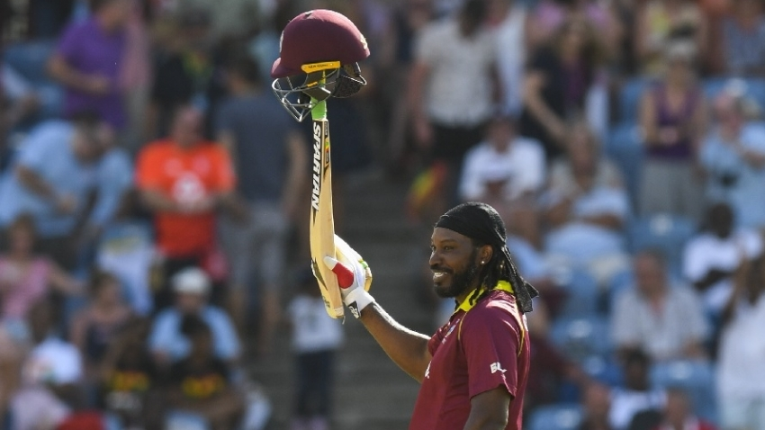 Winning the World Cup is Gayle's only objective