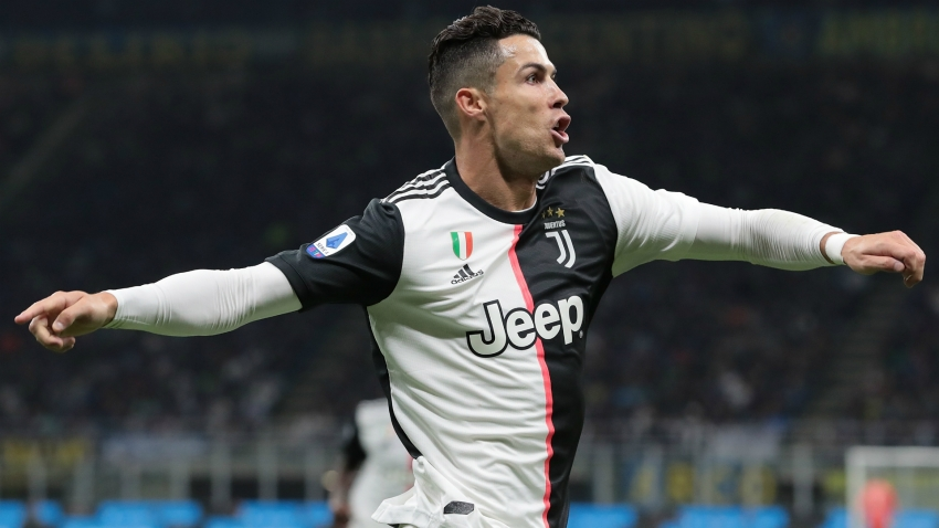 'Humble' Cristiano Ronaldo is a very nice person - Buffon