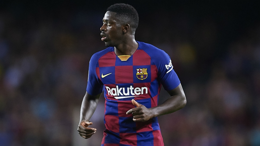 Dembele appeal rejected but winger available for postponed Clasico
