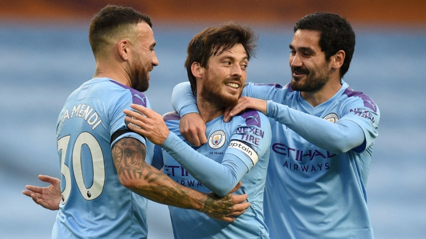 Guardiola has 'never seen a player' like David Silva