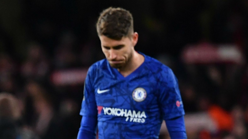 Chelsea teenager Gilmour preferred to Jorginho for Palace clash