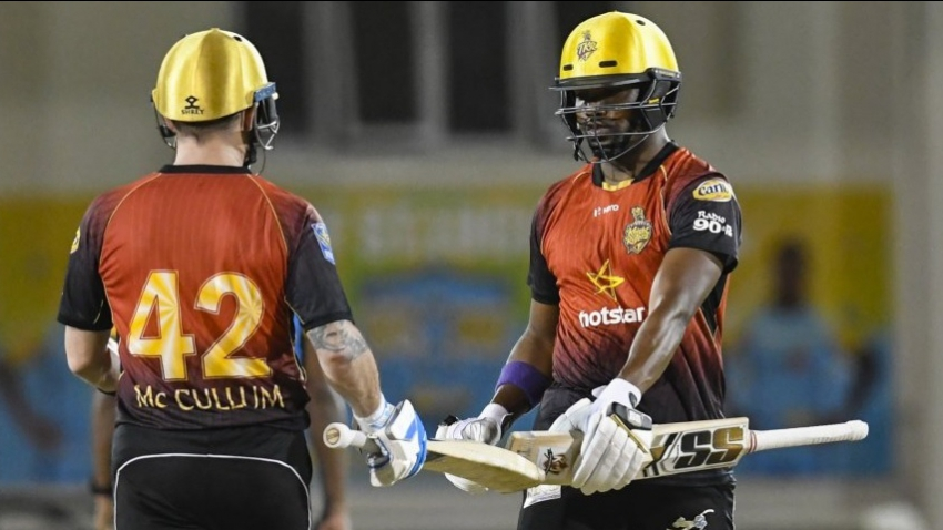 Bravo, McCullum propel TKR to remarkable victory