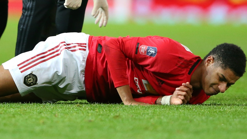 Rashford facing 'weeks' out in huge blow to Man Utd