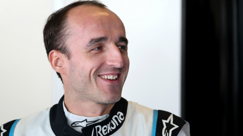 I closed a chapter with F1 return, says Robert Kubica