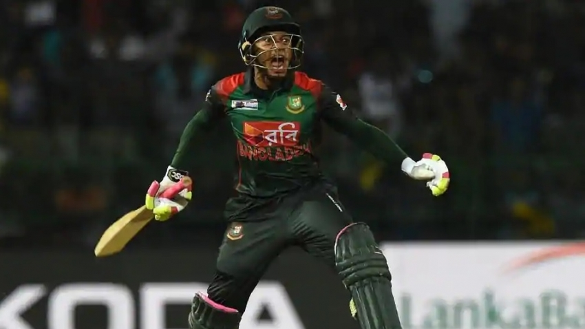 Mishfiqur Rahim scores unbeaten 55 as Windies lose ODI opener
