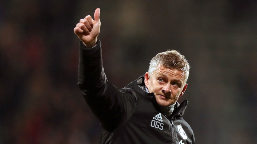 Manchester United won't wait 30 years for title – Solskjaer aims dig at Liverpool