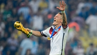 'Symbolic' Schweinsteiger among Germany's greatest – First coach lauds retiring World Cup winner