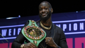 Deontay Wilder: I'll beat Muhammad Ali's record, then make it more amazing