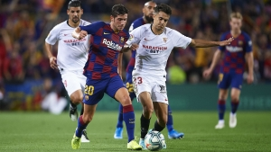 Reguilon left Real Madrid on good terms despite 'others' making loan decision