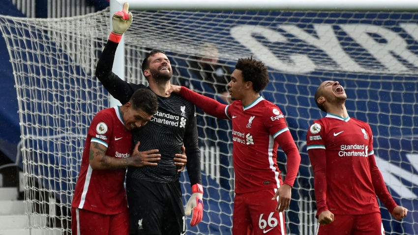 'I hope he was here to see it' – Emotional Alisson pays tribute to father after dramatic goal