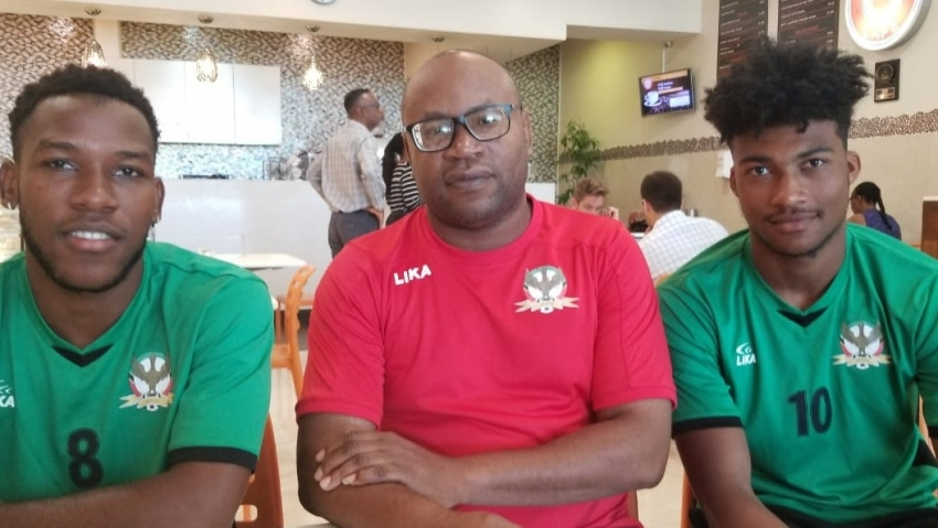 St. Kitts and Nevis bow into Olympic qualifiers a confident bunch