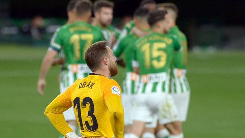 Real Betis 1-1 Atletico Madrid: Oblak on top form again as Simeone's men return to LaLiga summit