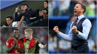 Maradona madness, #WaistcoatWednesday, bruised Batshuayi - Alternative World Cup awards