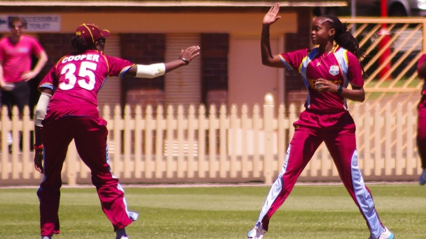 Coach Springer disappointed in lack of fight from West Indies Women
