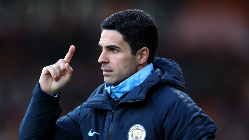 Arteta: No question Manchester City deserve to be in Champions League