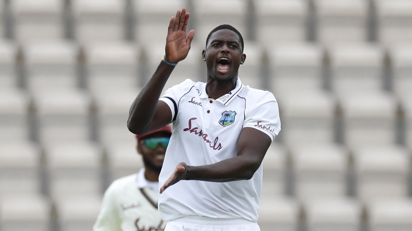 'Series still wide open' - Windies skipper Holder banishes thoughts of premature adulation
