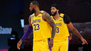Davis and LeBron lead Lakers to 3-1 lead over Rockets