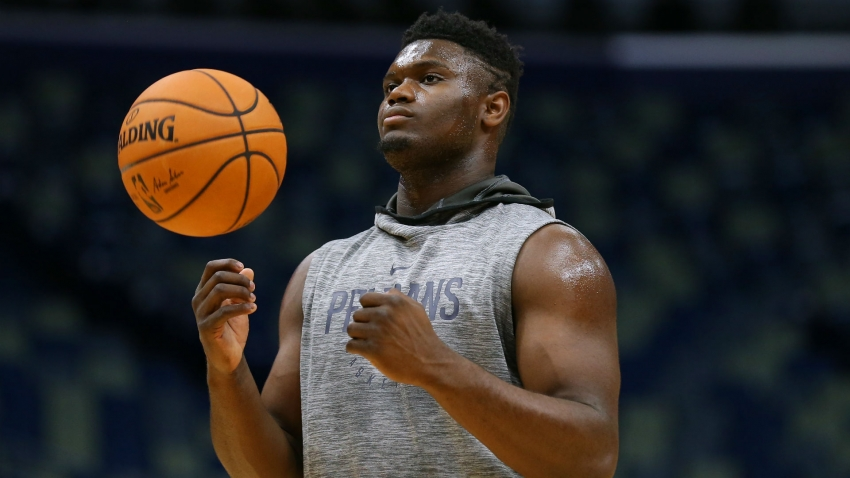 Zion Williamson reportedly set to miss start of NBA season with knee injury
