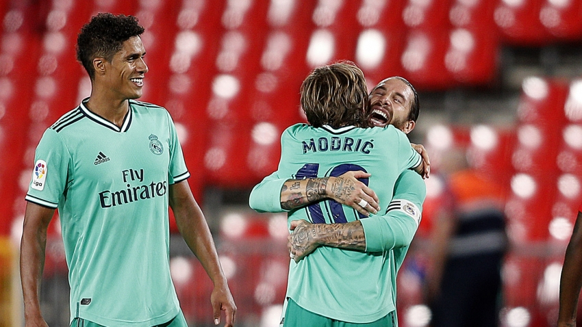 Ramos: Madrid cannot repeat second-half showing against Granada
