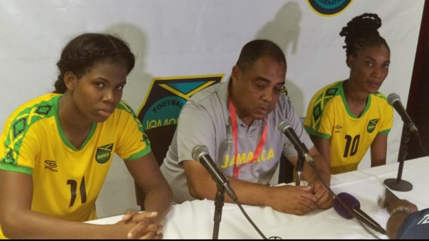 Reggae Girlz high-press game reaps reward but chances wasted - Hue Menzies