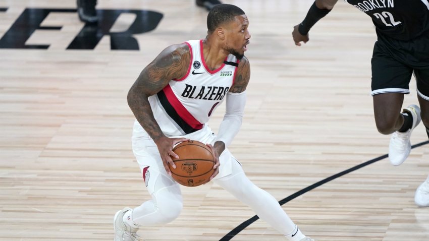 Lillard's Trail Blazers pip Suns to play-in game, Spurs miss playoffs for first time in 23 years
