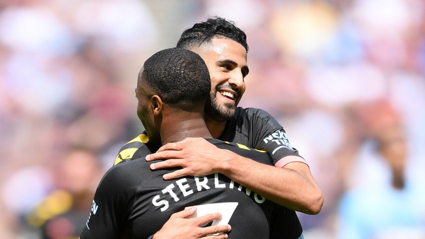 The 'stupid detail' Guardiola loves about Mahrez