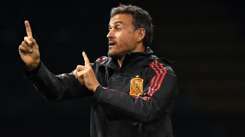 RFEF not guilty of mishandling Luis Enrique return, insists Rubiales