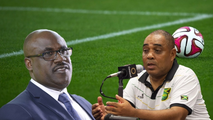 JFF unaware of Menzies departure, not worried about Reggae Girlz future