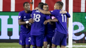 MLS: Nani's Orlando clinch first play-off berth, Galaxy end skid