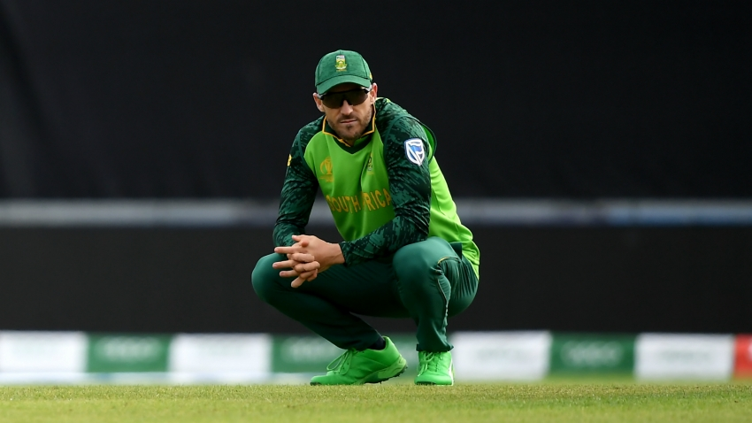 Du Plessis rested again as Maharaj returns to South Africa ODI squad