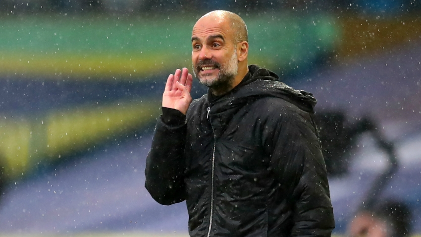 Guardiola still 'fully optimistic' struggling City can have successful season