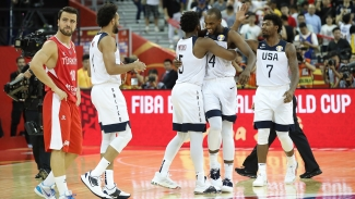FIBA World Cup 2019: USA have work to do after Turkey thriller, says Popovich