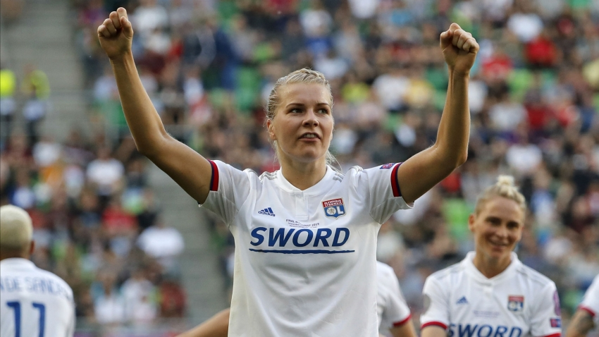 Hegerberg, Bronze and Henry see Lyon close out UEFA shortlist