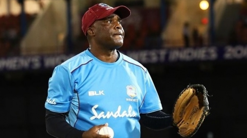 Gus Logie appointed interim head coach for West Indies Women's team