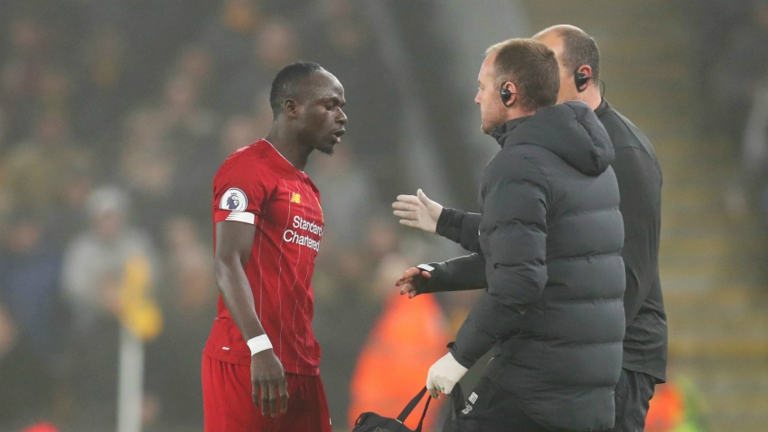Mane expected to miss two more games with small muscle tear