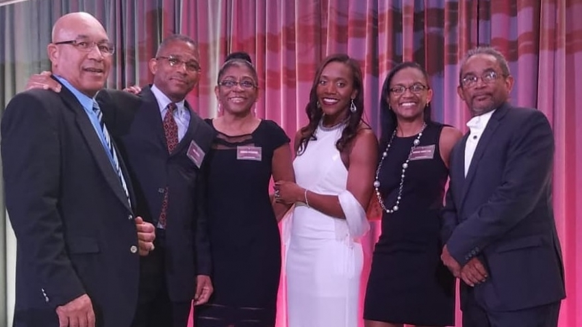 Alia Atkinson's Hall of Fame induction made extra special by family and friends