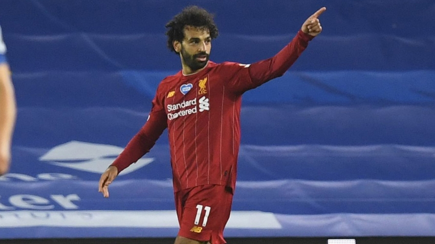 Liverpool couldn't have expected Salah, Mane and Firmino to be this good – Klopp