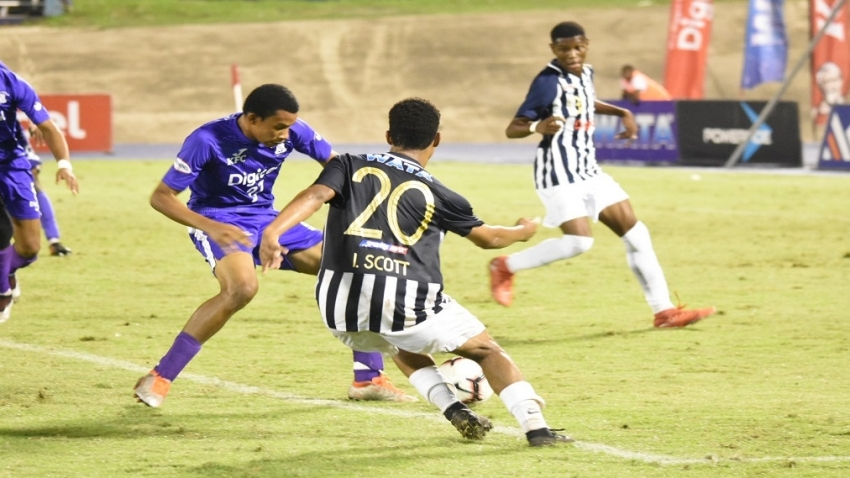 Penalties put JC, STATHS into Manning Cup final