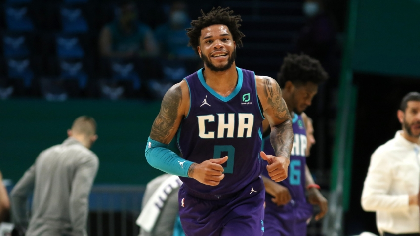NBA Heat Check: Miles Bridges leads depleted Hornets, down week for Dame