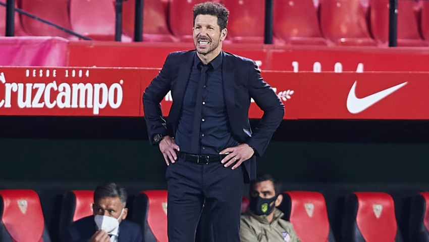 European Super League: Atletico Madrid officials will do what's best for club, insists Simeone